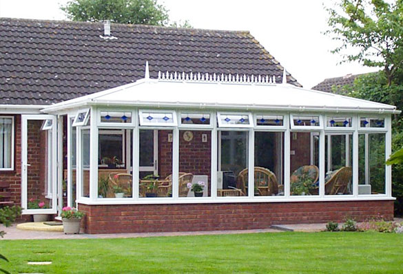 edwardian conservatory image
