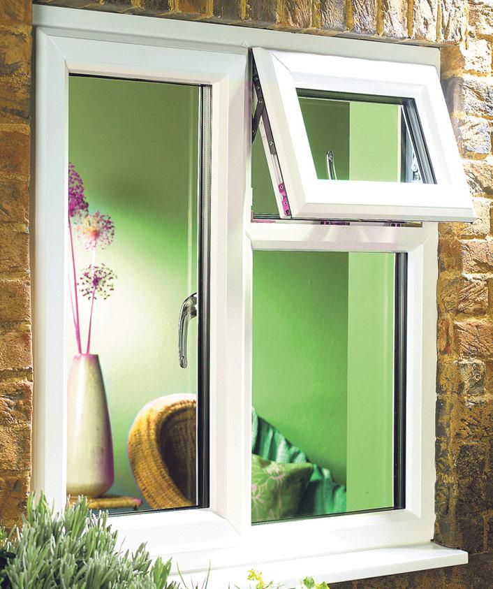 a modern window