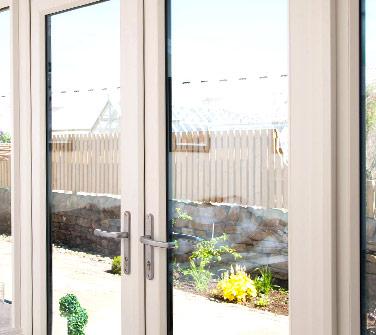 Patio door image
