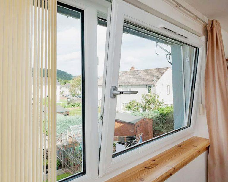 large Tilt and turn window