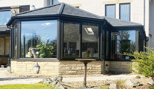 Tiled Conservatory image