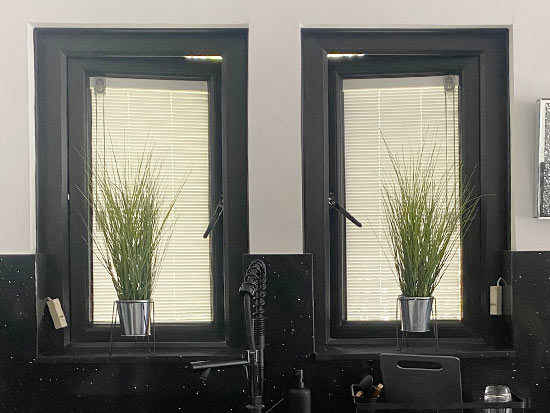 Integrated blinds image 3