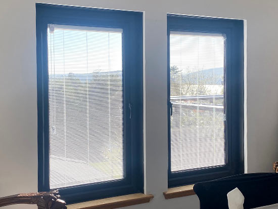 Integrated blinds image 4